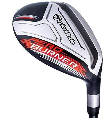 Nouveaux clubs de golf TaylorMade Aeroburner Noir HL Rescue/hybride 3H 19° Reax 60Stiff
