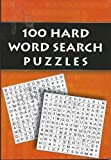 100 Hard Word Search Puzzles