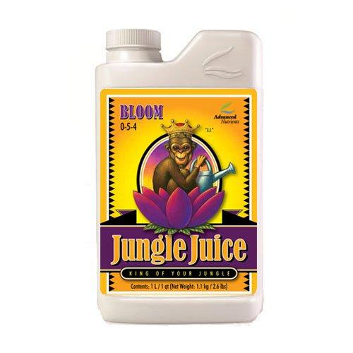 Advanced Nutrients Jungle Juice Bloom Blütedünger Mikronährstoffe (1L) (Dschungel-formel)