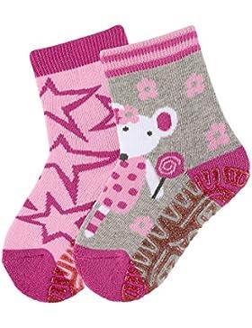 Sterntaler Mädchen Socken Glitzer-Flitzer Air Dp