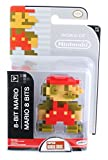 World of Nintendo - Super Mario Brosothers - 6cm Mini-Figur - 8-Bit Mario Figur [UK Import]