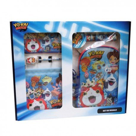 Yo-Kai Watch Set Regalo Deluxe (CYP Imports CK-02-YK)