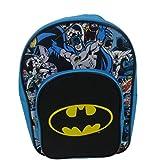 Boys DC Comics Batman Mochila Bolso De Escuela