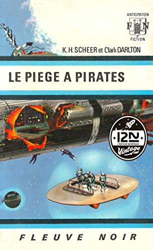 Perry Rhodan n°11 - Le piège à pirates