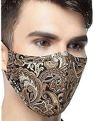 AISI anti polvo cara boca caliente máscaras algodón y carbón activado pm2,5máscara para hombres mujeres