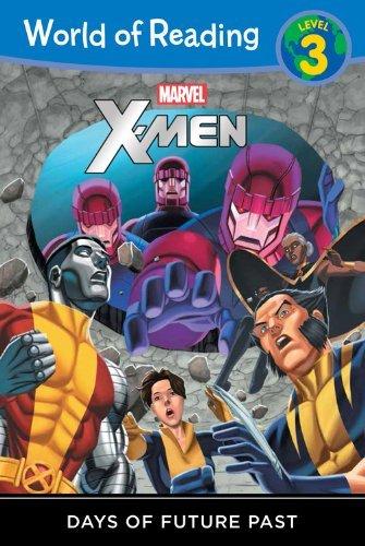 World of Reading: X-Men Days of Future Past: Level 3 by Thomas Macri (22-Apr-2014) Paperback