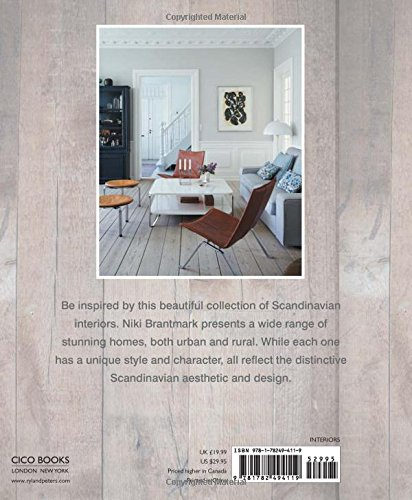The Scandinavian Home: Interiors...