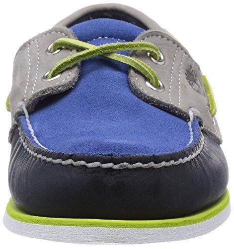 Timberland Herren Cls2i Boat blau/grau/grün