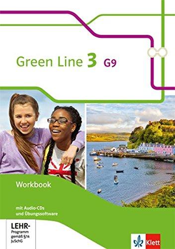 Preisvergleich Produktbild Green Line G9 / Ausgabe ab 2015: Green Line G9 / Workbook mit Audio-CD´s und Übungssoftware 7. Klasse G9: Ausgabe ab 2015