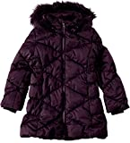 Name it Winterjacke Daunenjacke Jacke Parka NITMELIA 13143764 dark purple Gr.140