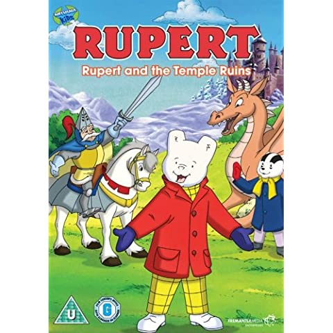Rupert - Rupert And The Temple