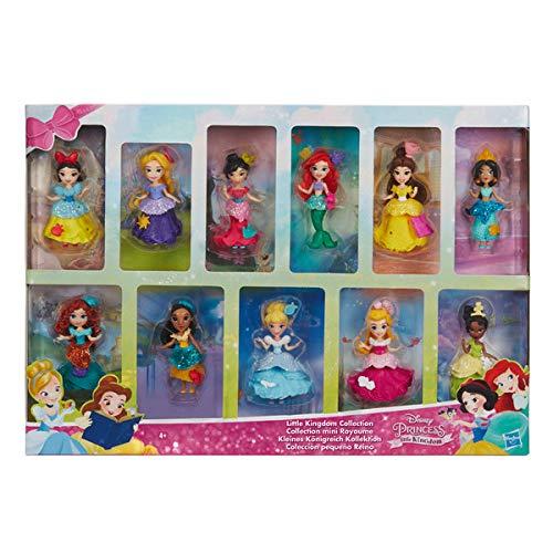 Disney 11 muñecas Princesas Colección Pequeño Reino Princess Little Kingdom by Hasbro …