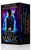 The Leira Chronicles Boxed Set Two (Books 4-6): (Rule of Magic, Dealing in Magic, Theft of Magic) (The Leira Chronicles Boxed Sets Book 2) (English Edition)