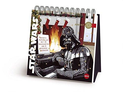 Preisvergleich Produktbild Star Wars Adventsaufsteller