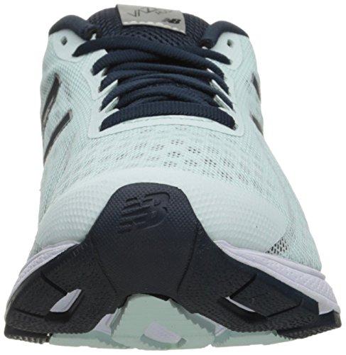 New Balance Women's Vazee Rush v2 Running Shoe, Mint/Grey, 10 B US Mint/Grey