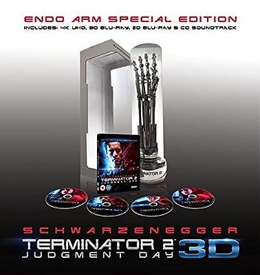 Terminator 2: Endoarm [4K + Blu-ray 3D + Blu-ray + CD] [2017]