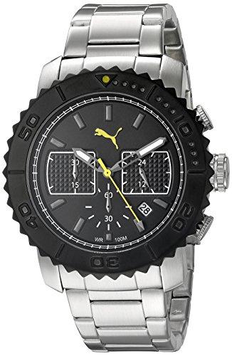 Puma Unisex pu103561001Gallant analógico pantalla Cuarzo Reloj