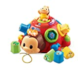 Toy - VTECH BABY 80-111204 - Bunter Lernkäfer