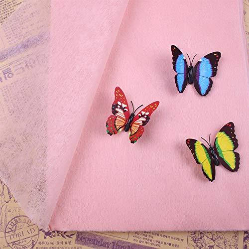 38-40 Bögen/Pack mehrfarbig, Seidenpapier, Geschenkpapier, 50 x 50 cm, 07, as show