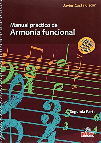 Manual Práctico de Armonía Funcional Segunda Parte