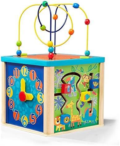 universe of imagination Cube en dactivité en Bois 5 en Cube 1 64f92c