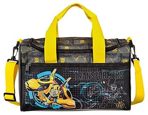 Scooli TFUV7252 Sporttasche Transformers, ca. 35 x 16 x 24 cm