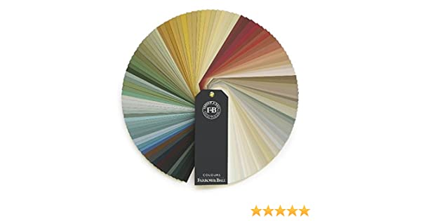 NEW Farrow & Ball Medium Colour Book September 2018 (UK/EU) Farbfächer