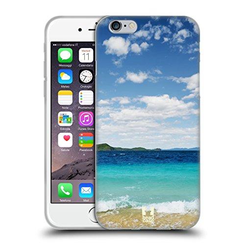 Head Case Designs Coucher Du Soleil Et Voilier Beauté Plage Étui Coque en Gel molle pour Apple iPhone 5 / 5s / SE Coron Busuanga Île Palawan