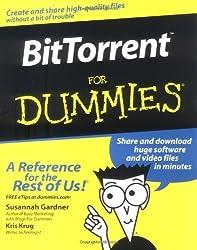 BitTorrent For Dummies by Susannah Gardner (2005-10-14)
