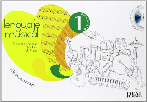 Lenguaje Musical, Volumen 1 (RM Lenguaje musical)