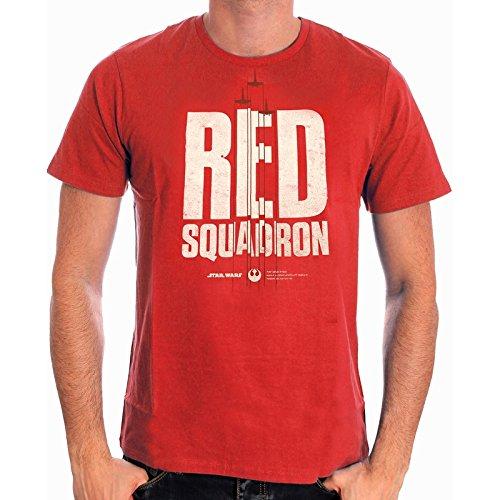 Cotton Division Herren T-Shirt rot
