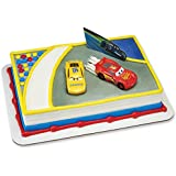 Cars 3 Ahead Of The Curve Cake Decorating Topper