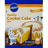 Pillsbury Eggless Cooker Cake Mix, Vanilla 159g