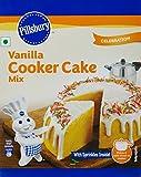 Pillsbury Eggless Cooker Cake Mix, Vanilla, 159g