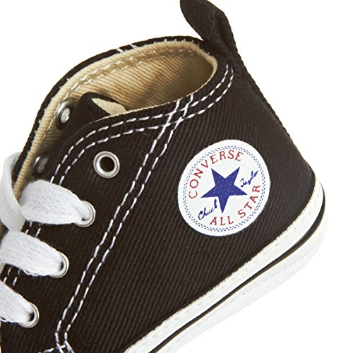 Cvs 8 Converse Kinder 022110 Sneaker 12 First Star Unisex Black q4qaXOE