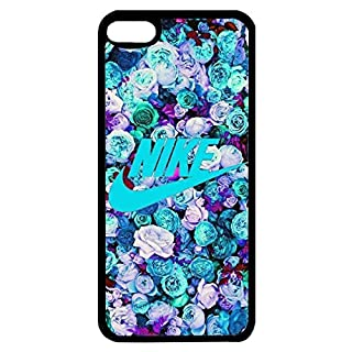 Bluelover Background Nike Phone Case Cover for Ipod Touch 6th Generation Just Do It Luxury Pattern