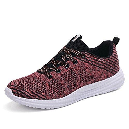 Unisex-Erwachsene Sneakers Herren Damen Turnschuhe Freizeitschuhe Laufschuhe Sportschuhe Turnschuhe
