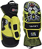 Level Jungen Worldcup CF Mitt Handschuhe, Yellow, 8