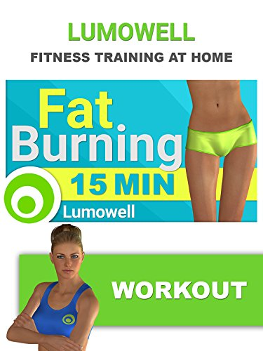Fat Burning Workout at Home - 15 Minutes [OV]