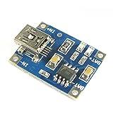 Winwill 10Pcs 5V mini USB 1A TP4056 batería de litio Carga de carga de la placa del módulo del cargador