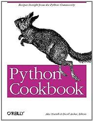 Phyton Cookbook (Classique Us)