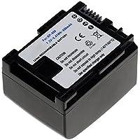 CELLONIC® Batería premium para Canon LEGRIA HF G25, G10, HF20, HF S20 | VIXIA HF G20 HF S30 HF200 HG20 (890mAh) BP-808, -809, -819, -827 bateria de repuesto, pila reemplazo, sustitución