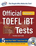 Official TOEFL iBT Tests with Audio: Educational Testing Service