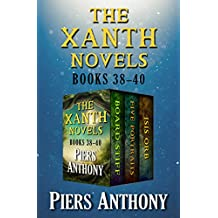 The Xanth Novels: Books 38–40 (English Edition)