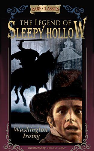 The Legend of Sleepy Hollow: Abridged and Illustrated (English Edition)