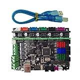 TOOGOO MKS Gen L V1.0 Kontroller PCB Platine integrierte Hauptplatine kompatibel Ramps1.4 / Mega2560...
