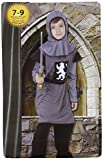 Patry-Partners 86873 Kinder-Kostüm Sir Galahalt, 7-9 Jahre -Ritter- Ritterkostüm