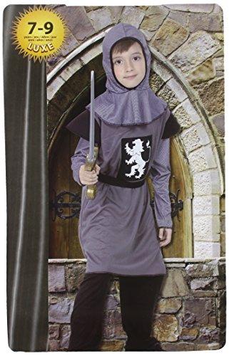 Patry-Partners 86873 Kinder-Kostüm Sir Galahalt, 7-9 Jahre -Ritter- ()