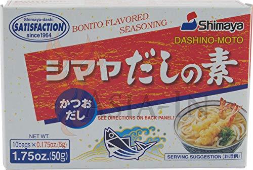Shimaya Dashi Fish Stock 50g