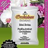 Orchideenerde Premium Erde für Orchideen - 4 Ltr. - PROFI LINIE Substrat